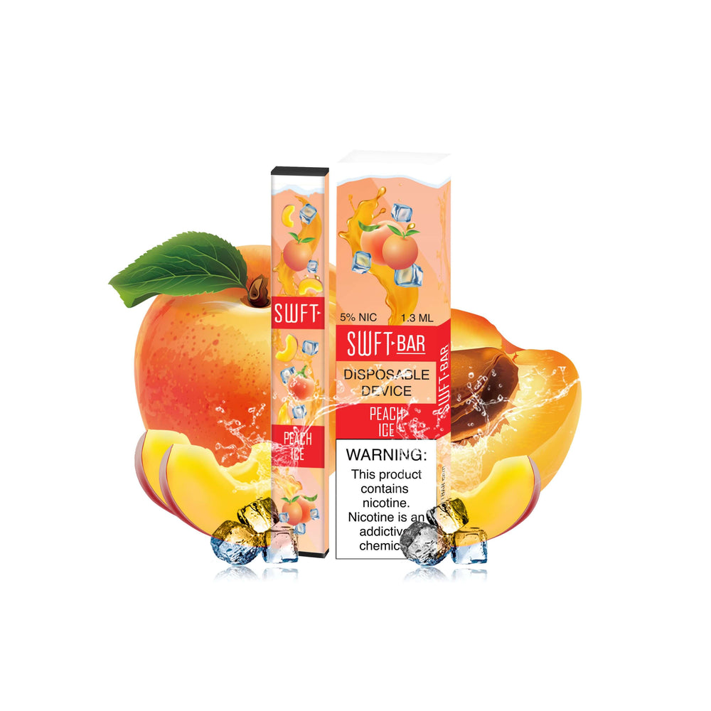 SWFT Bar Peach Ice Disposable Device