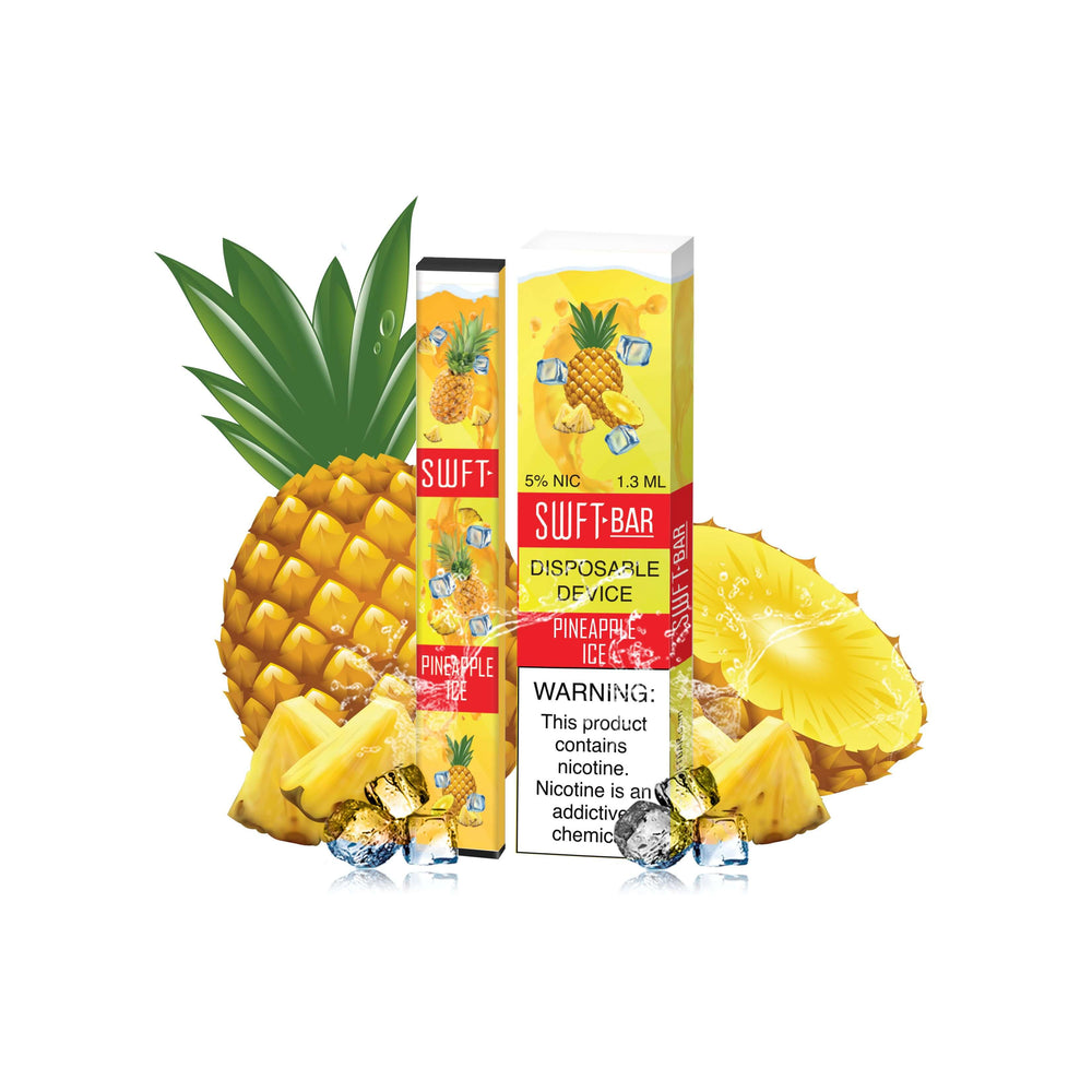 SWFT Bar Pineapple Ice Disposable Device