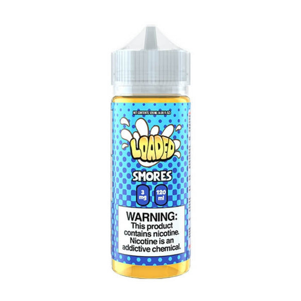 S'mores by Loaded Ruthless Vapor eJuice