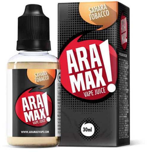 Sahara Tobacco by Aramax E-Liquid #1