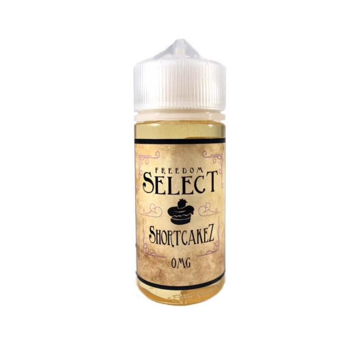 Shortcakez Select by Freedom E-Liquid #1