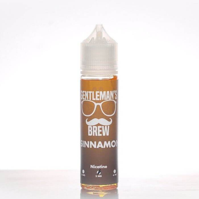 Sinnamon by Gentleman's Brew eJuice #1