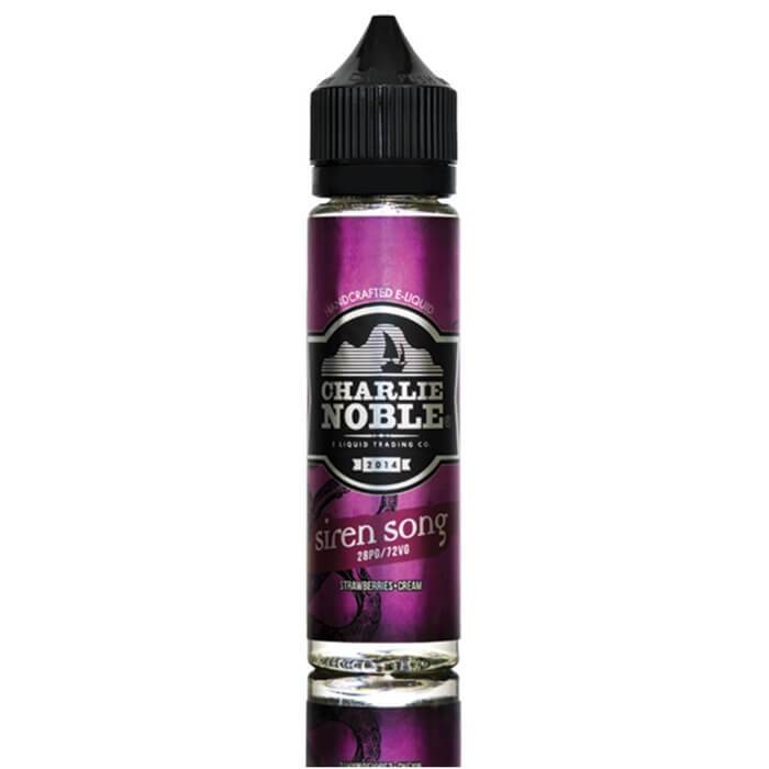 Siren Song by Charlie Noble E-Liquid #1