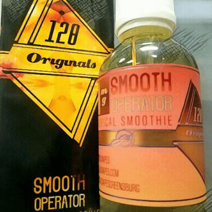 Smooth Operator by UIS Vapes E-Liquid #1