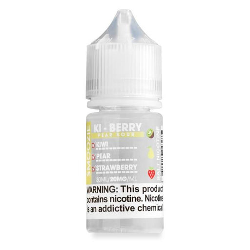 Smoozie Ki-Berry Pear Sour Nic Salt by Apollo E-Liquids #1