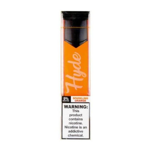Sparkling Orange Disposable Device by Hyde Color Edition