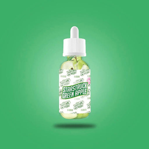 Starstruck Green Apple by The Bubble Co. eJuice #1