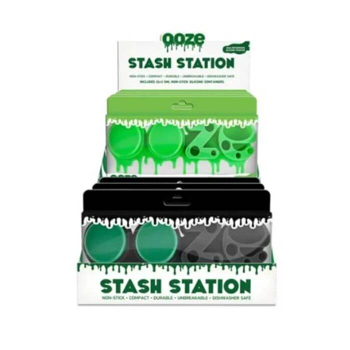 Stash Station by Ooze (12-Display)