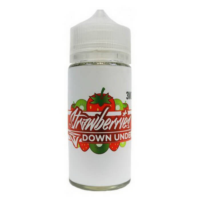 Strawberries Down Under by Vapegoons eJuice #1
