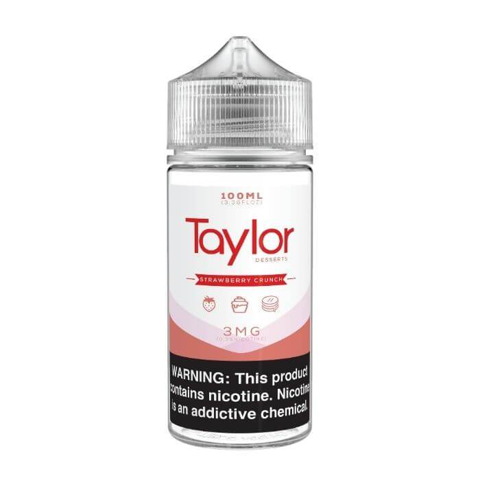 Strawberry Crunch by Taylor Flavors E-Liquid
