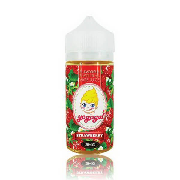 Strawberry Cream by YoGoGal eJuice #1
