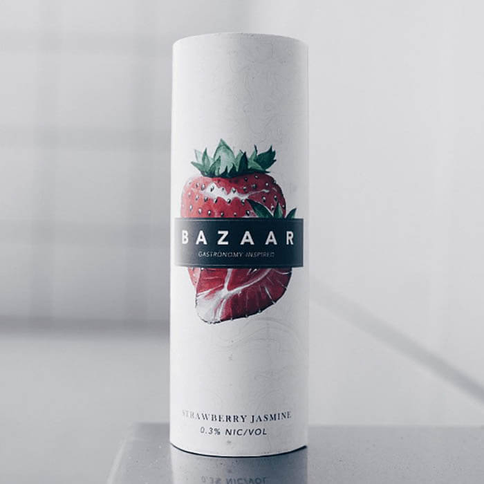 Strawberry Jasmine by Bazaar eJuice #1