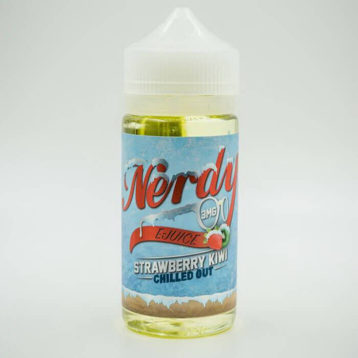Strawberry Kiwi Chilled Out by Nerdy eJuice #1