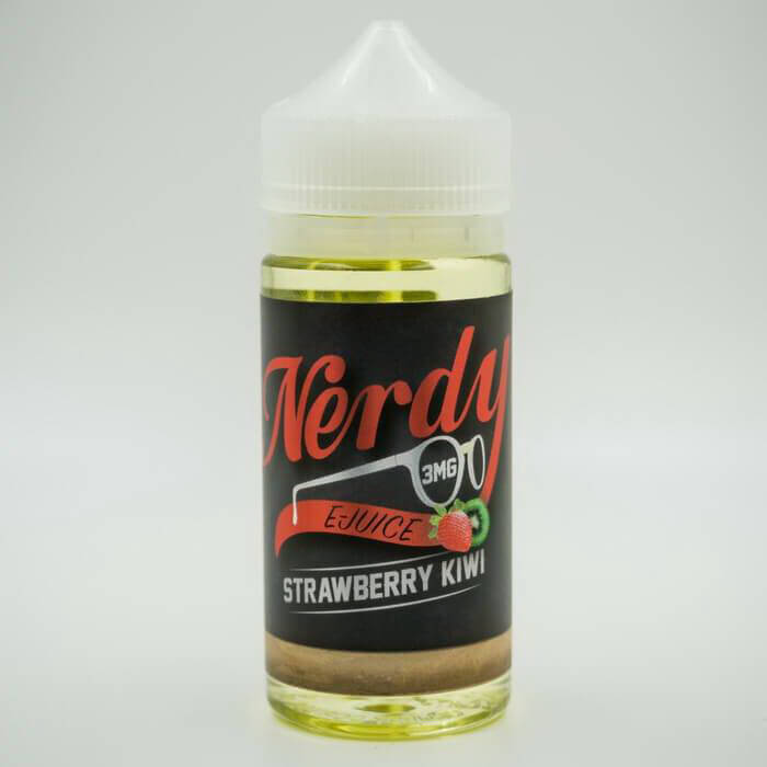 Strawberry Kiwi by Nerdy eJuice #1