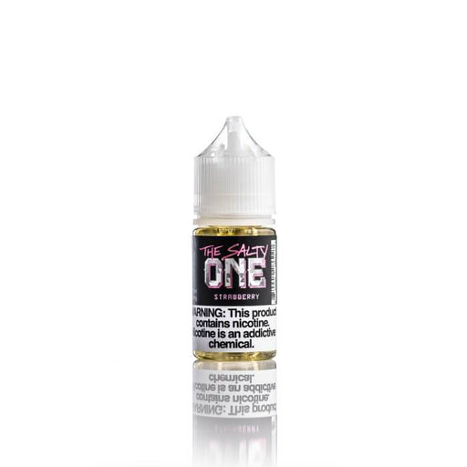 Strawberry Nicotine Salt by The Salty One E-Liquid