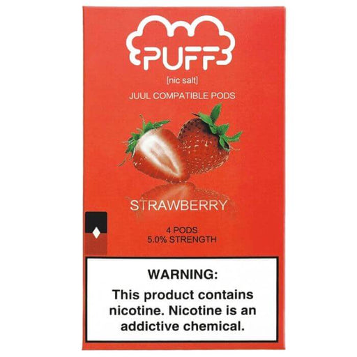 Puff Pods Strawberry #1