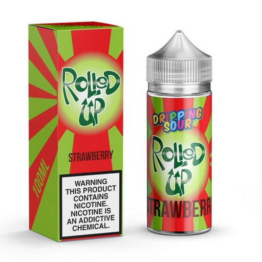 Strawberry Rolled Up by Dripping Sour E-Liquid #1