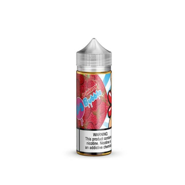 Strawberry by Big Bubble eJuice #1