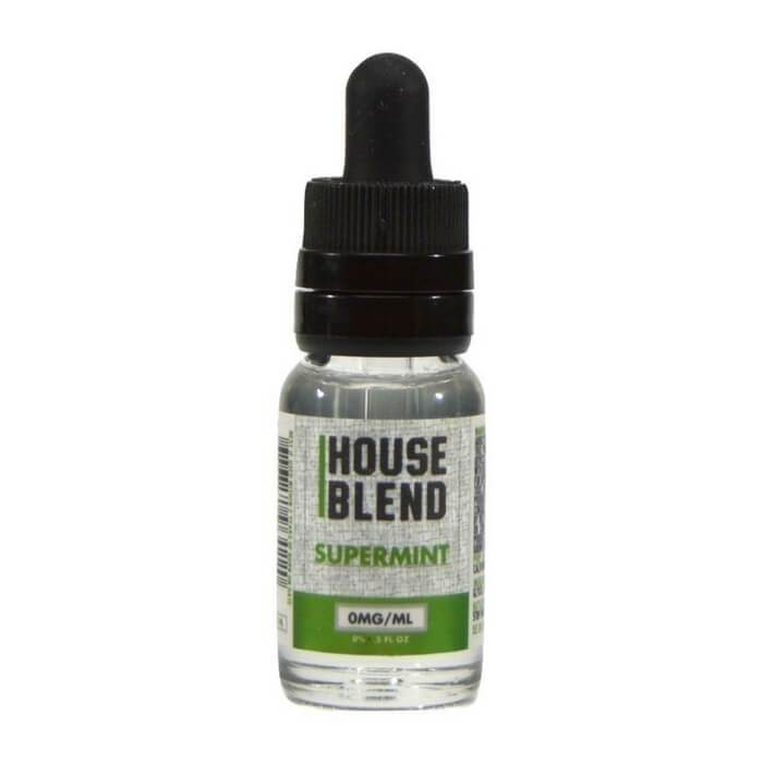 Supermint by House Blend E-Liquid #1