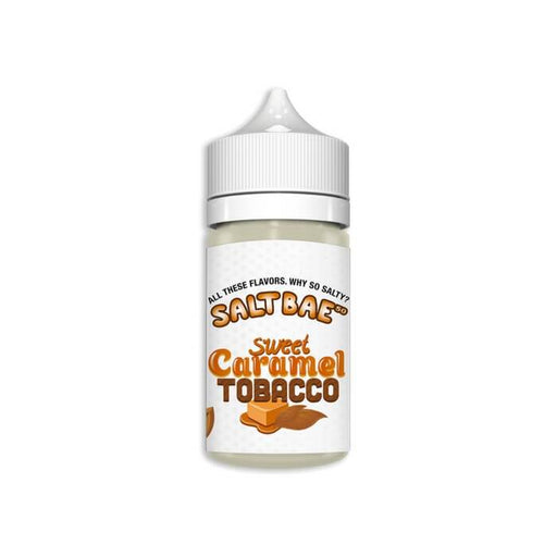 Sweet Caramel Tobacco by SaltBae50 E-Juice #1