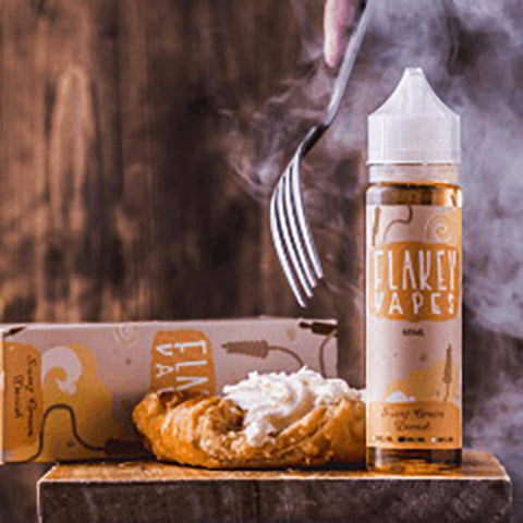 Sweet Cream Danish by Flakey Vapes