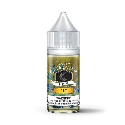 T&T Nicotine Salt by Salty Caterpillar eJuice