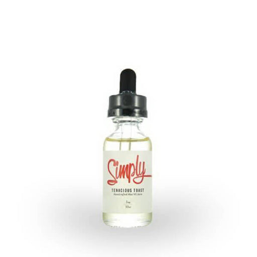 Tenacious Toast by Simply E-Juice #1