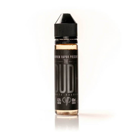 The Dude by Mayhem Beverage E-Liquid #1