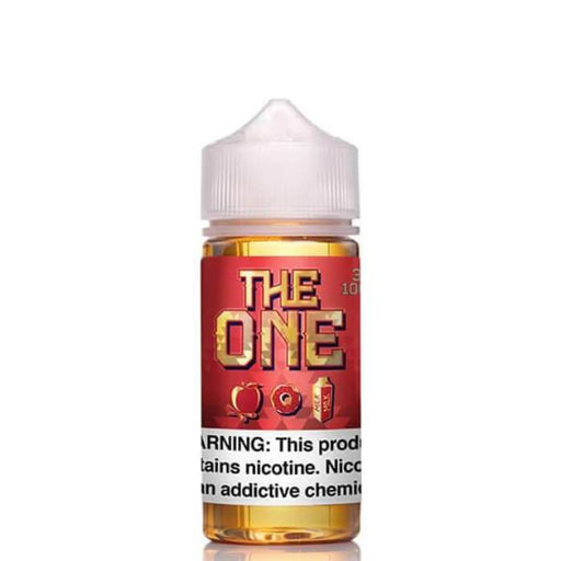 The One Apple Cinnamon Donut Milk E-Liquid by Beard Vape Co. #1