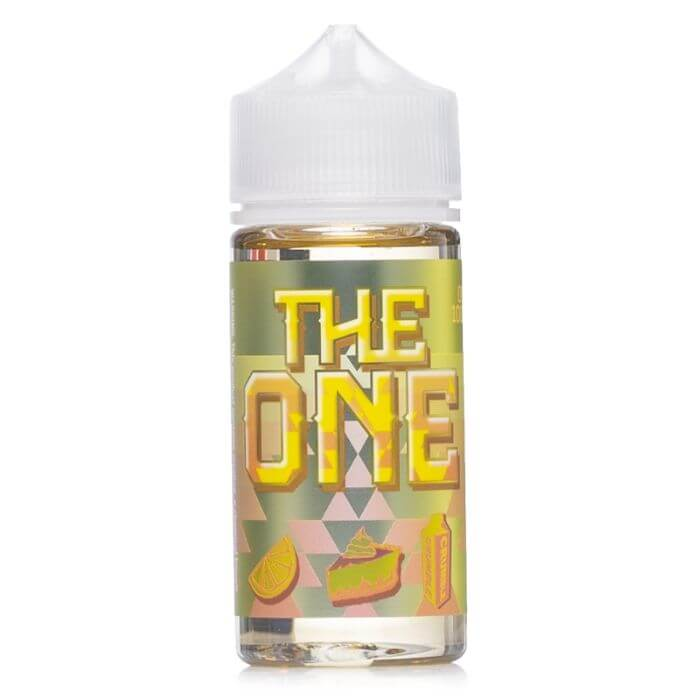 The One Lemon E-Liquid by Beard Vape Co. #1