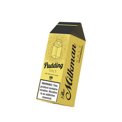 The Pudding by The Milkman Nicotine Salt E-Liquid #1