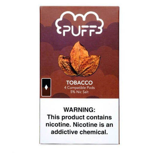 Puff Pods Tobacco #1