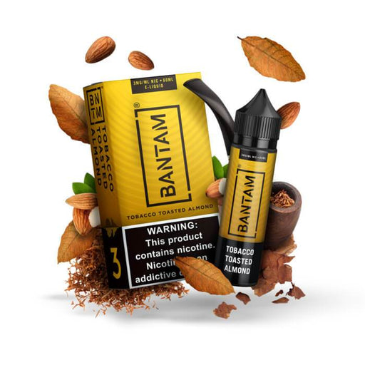 Tobacco Toasted Almond by Bantam E-Liquid