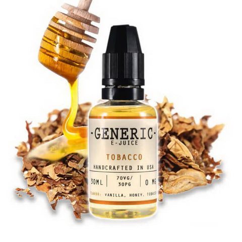 Tobacco by Generic E-Juice #1