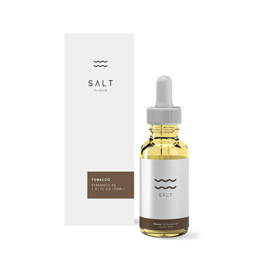 Tobacco by Salt E-Liquid #1
