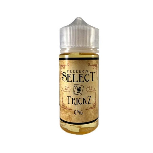 Trickz Select by Freedom E-Liquid #1