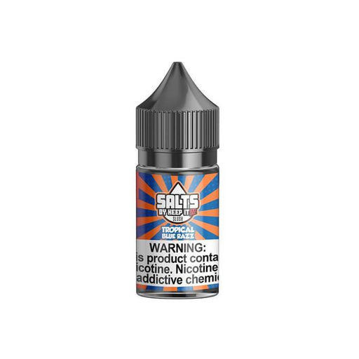 Tropical Blue Razz Nicotine Salt by Keep It 100 eJuice #1