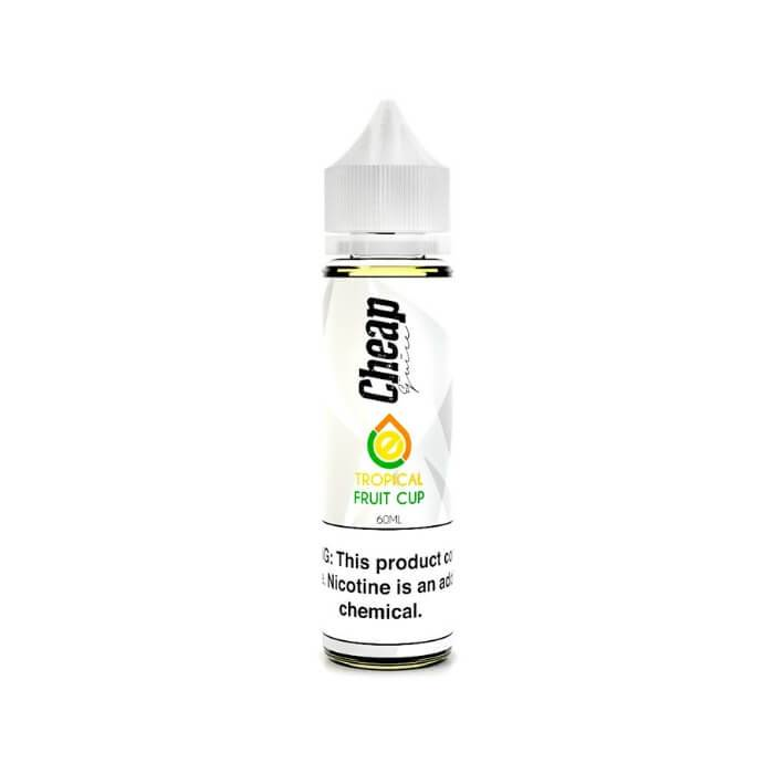 Tropical Fruit Cup by Cheap eJuice #1