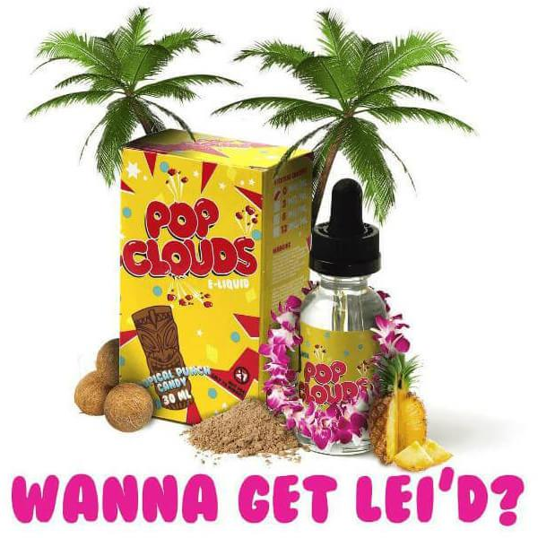 Tropical Punch by Pop Clouds E-Liquid #3