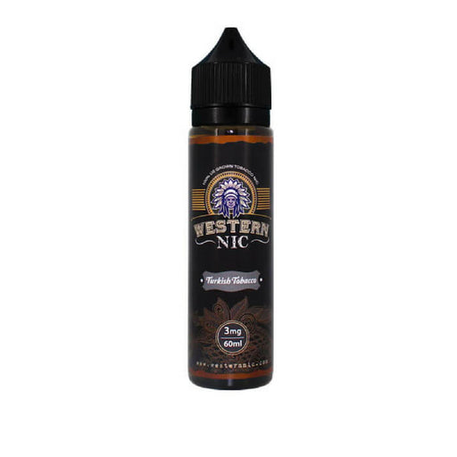 Turkish Tobacco by Western Nic eJuice #1