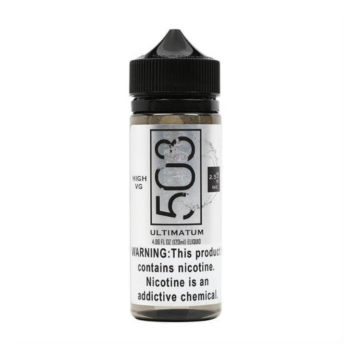 Ultimatum (High VG) by 503 eLiquid