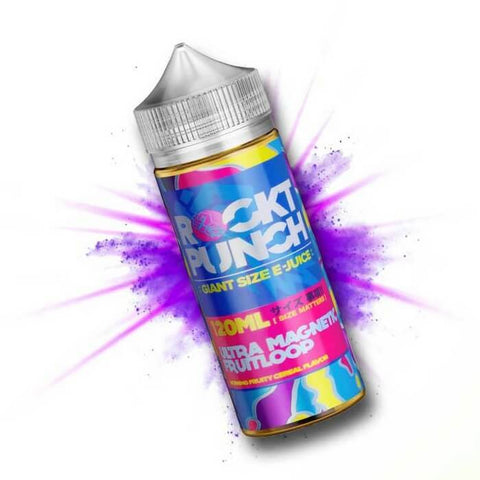 Ultra Magnetic Fruitloop by Rockt Punch eJuice #2
