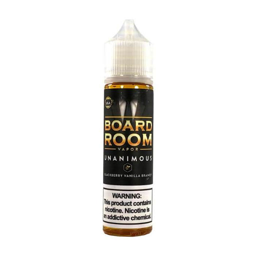 Unanimous by Boardroom Vapor E-Liquid