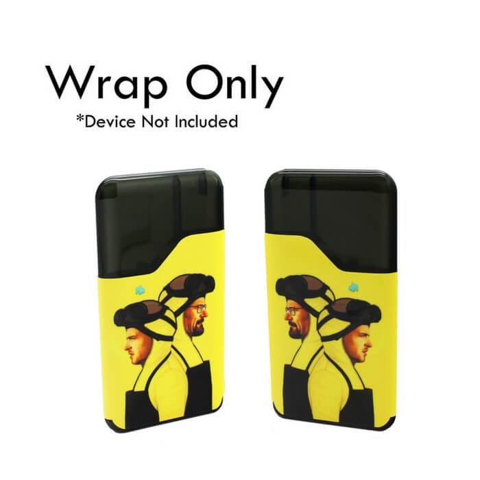 VCG Suorin Air Wraps: Breaking Bad #1