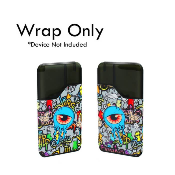 VCG Suorin Air Wraps: Graffiti 1 #1