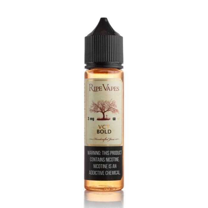 VCT Bold by Ripe Vapes Handcrafted Joose #1