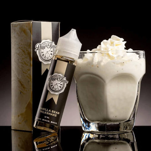 Vanilla Bean Milkshake by Due Time eJuice #2