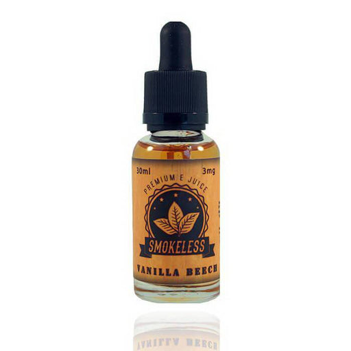 Vanilla Beech by Smokeless Premium E-Juice