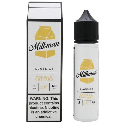 Vanilla Custard by The Milkman eJuice #1