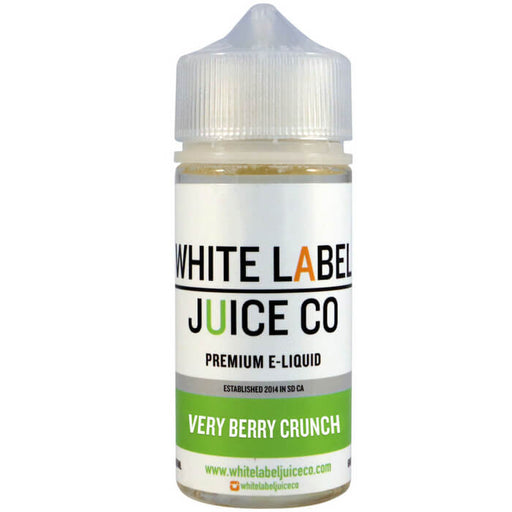Very Berry Crunch by White Label Juice Co #1